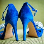 Tara blue shoes